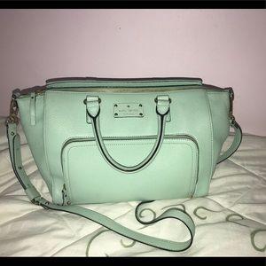 Kate Spade purse satchel bag